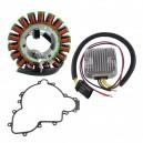 Kit Stator Régulateur Rectifieur Joint Carter Allumage Polaris RZR900 RZR1000 OEM 4013970 4014029 5813758