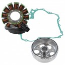 Alternateur Stator Volant Magnétique Rotor SkiDoo Expedition Grand Touring GSX GTX MX Z MX ZX Renegade 1200