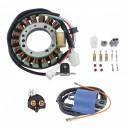 Stator Bobine HT Relais Démarreur Yamaha 350 Big Bear OEM 3HN-85510-10-00 4GB-85510-00-00 3AY-81940-00-00 3GD-82310-10-00