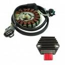 Kit Stator Régulateur Rectifieur Honda TRX450R OEM 31120-HP1-003 31600-HN5-671 31600-HM7-003