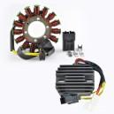 Kit Stator Régulateur Rectifieur Honda CBR600RR OEM 31120-MFJ-D01 31600-MFJ-D01