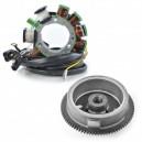 Kit Stator Rotor Polaris Scrambler 500 OEM 3085561 3086821 3085558 3087166 3086819 3086983