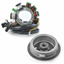 Kit Allumage Stator Rotor Polaris Magnum 500 OEM 3085561 3086821 3085558 3087166 3086819 3086983