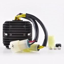 Régulateur Rectifieur Suzuki LTV700 Twin Peaks OEM k2106-61112 K2106-60047
