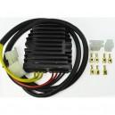 Régulateur Rectifieur Mosfet Honda CBR600 Hurricane VFR800 OEM 31600-KV0-008 31600-KV0-018 31600-MBG-003
