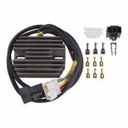 Regulator Rectifier Honda CBR600F4i OEM 31600-MBW-A10 31600-MBW-D21 31600-MBW-G90