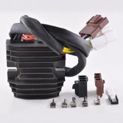 Regulator Rectifier Mosfet Honda XL1000V Varadero OEM 31600-MBT-D21