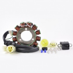 Stator Honda TRX300 Fourtrax OEM 31120-HC4-004 31120-HC4-014