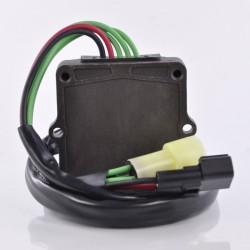 Régulateur Rectifieur Mosfet Yamaha Waverunner VXR VXS FX Cruiser FZR FZS 1800 SX 190 240 AR 242 212 SS OEM 6S5-81960-00-00