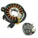 Kit Stator Régulateur Rectifieur Suzuki DRZ250 DRZ400 Kawasaki KLX400 OEM 32101-29f00 32101-29f10 21003-S007 32101-13E02