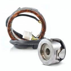 Kit Alternateur Stator Volant Magnétique Rotor Honda CB650 CB750 CB900 CB1000
