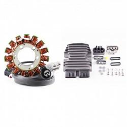 Kit Stator Allumage Régulateur Rectifieur Mosfet Kawasaki KVF750 Brute Force EPS OEM 21003-0143 21003-0134 21003-0108 21003-0167