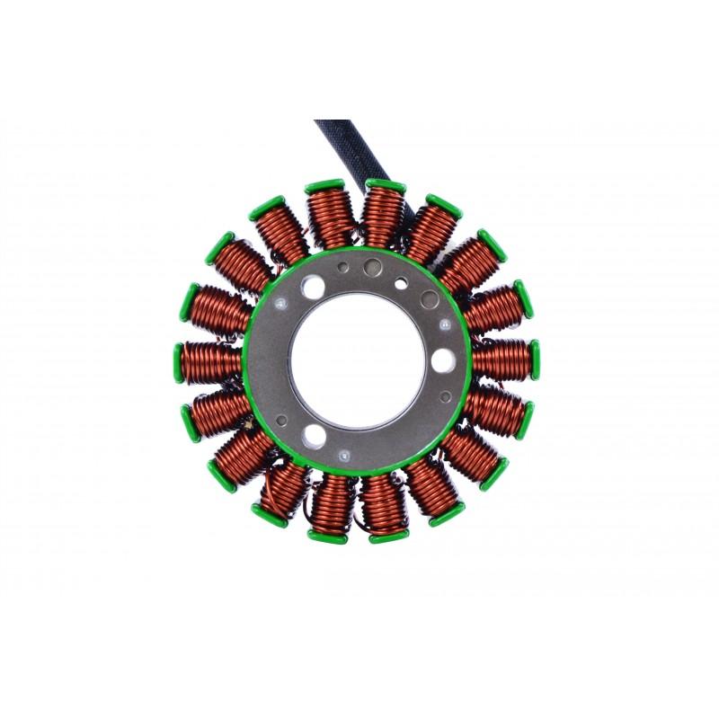 Kit Flywheel Gasket Flywheel Puller Generator Stator Kawasaki KLE