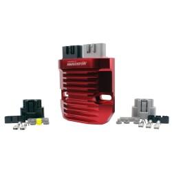 Régulateur Rectifieur Mosfet Alu Kawasaki ZG1400 Concours OEM 21066-0008 21066-0022 21066-0714 21066-0744