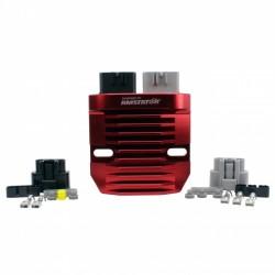 Aluminum Mosfet Regulator Honda CB500X CBR650F CB1100 CBR500R CBR600RR OEM 31600-HP0-A01 31600-HR0-F01
