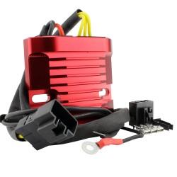 Aluminum Mosfet Regulator Honda CBR 900 RR RE CBR929 RR RE OEM 31600-MCJ-641 31600-MCJ-640