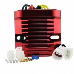 Aluminum Mosfet Regulator Suzuki Boulevard M50 VZ800 VL800 VL1500 VZ800 OEM 32101-17G10 32101-17G11