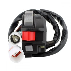 Handlebar Switch Yamaha 125 250 Raptor YFZ450 125 Grizzly OEM 4KB-83973-21-00 4KB-83973-20-00 4KB-83973-00-00