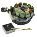 Stator 200 Watts + Regulator Yamaha 350 Banshee OEM 3GG-85510-00-00 3GG-85510-01-00