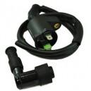 External Ignition Coil Honda TRX350 Rancher TRX250 Recon TRX400 TRX450 Foreman TRX90 Sportrax OEM 30510-HF1-670 30510-HM3-A60