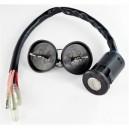 Ignition Key Switch Honda TRX300 Fourtrax OEM 35010-HC4-670 35100-HM5-671