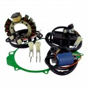 Kit Allumage Stator Bobine CDI Joint Carter Yamaha 350 Warrior OEM 3HN-85510-00-00 3GD-85540-20-00