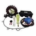 Kit Stator Ignition Coil CDI Cover Gasket Yamaha 660 Raptor OEM 5LP-85540-30-00 1P0-H1410-00-00 4XE-81410-00-00 5LP-81410-00-00