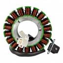 Stator Yamaha XVS1100 VStar Silverado Custom Classic OEM 5EL-81410-00-00 5EL-81410-01-00