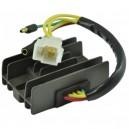 Regulator Rectifier Yamaha 350 Wolverine OEM 4KB-81960-00-00 4KB-81960-01-00 4KB-81960-02-00