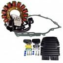 Kit Stator Régulateur Rectifieur Mosfet Yamaha 700 Rhino OEM 5B4-81410-00-00 1XD-81410-00-00