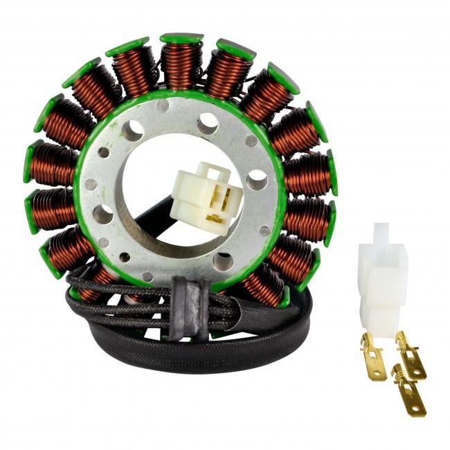 WildBee Engine Stator Coil Magneto for Kawasaki 21003-0003 21003-0012 21003-0092 21003-1359 KVF650 Brute Force 650 4X4i 2006-2014