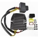 Régulateur Rectifieur Mosfet Suzuki LTF400 LTA450 LTA500 LTA750 KingQuad 400 Eiger 500 Vinson OEM 32800-38F10 32800-42F00